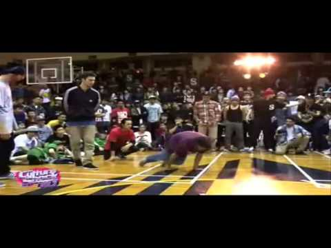 "Bboy Luigi 2012 |""Foundation Is Key To Creativity""