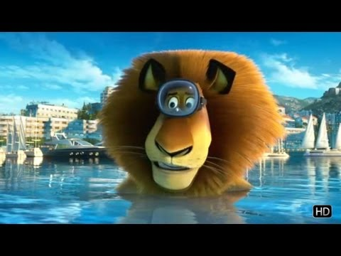 Madagascar 3 - Europe's Most Wanted - Trailer
