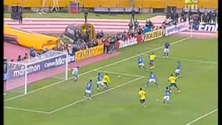 Ecuador Vs Brazil[2nd Half][1:1][29/03/09][2010 FIFA World