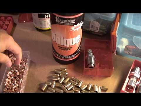 Reloading Tutorial - 9mm Part 1