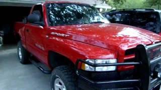 2001 Dodge Ram 1500 Sport Offroad 4X4