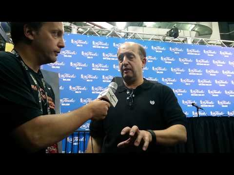 Jeff Van Gundy On Building The Perfect Offense