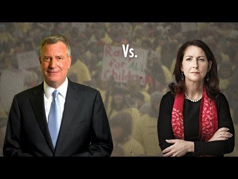 Sick: NYC's Bill de Blasio Puts Politics Before Poor Kids