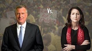 Sick: NYC's Bill de Blasio Puts Politics Before Poor Kids