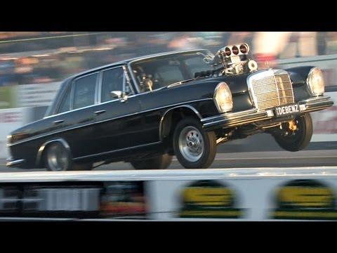 Schnellste Mercedes S-Klasse, dank V8 Supercharger Motor zu Höchstleistungen