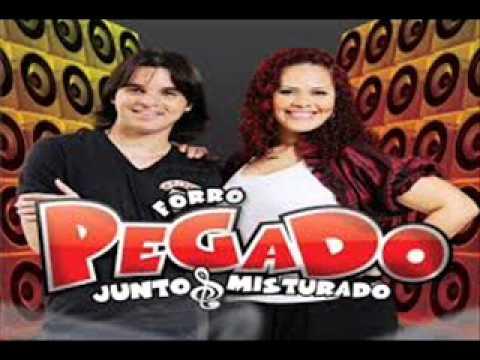 Forró Pegado - Musica Nova 2014