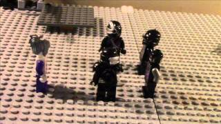 Lego Ninjago Rebooted Episode 1 Rise Of The Nindriods New