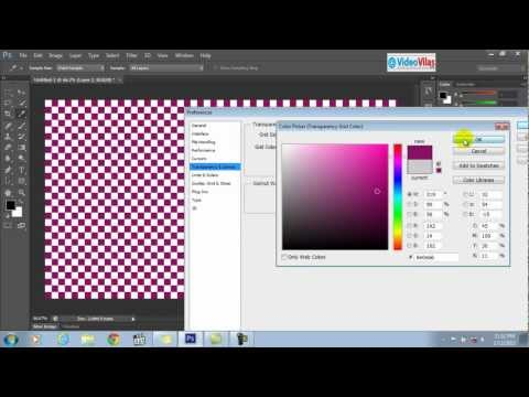 Learn Photoshop CS6 - 03 - Preferences (Telugu)