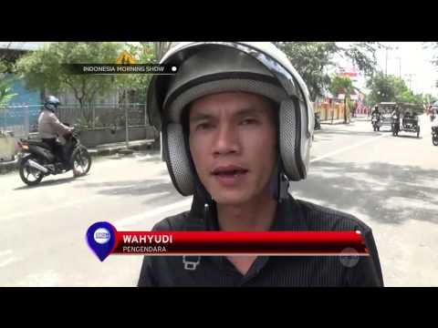 Lalu lintas mati rawan kecelakaan di Tanjung Balai - IMS