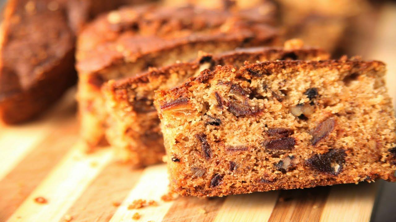 Gluten Free Flourless Chocolate Date Cake with Caramel Sauce | Recipes
