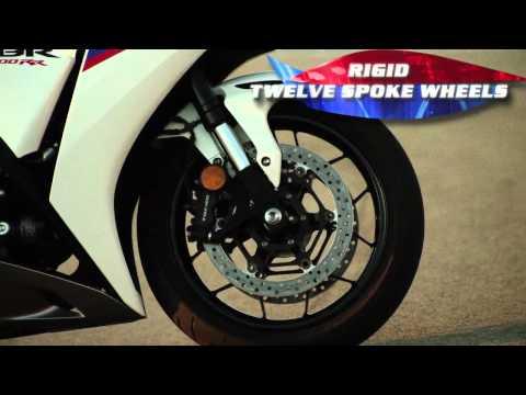 2012 Honda CBR1000RR Introduction