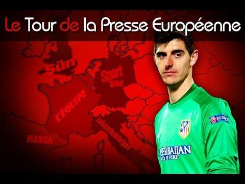 Manchester City veut Laurent Blanc, Courtois intéresse le Barça... Le tour de la presse européenne !