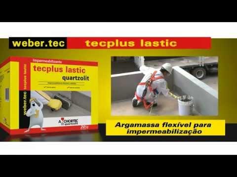 Weber - Tecplus Lastic quartzolit