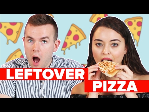 The Leftover Cold Pizza Taste Test