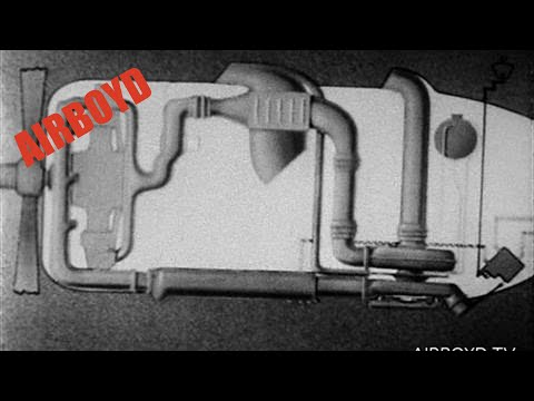 The Turbosupercharger: Master Of The Skies 1940 Army Air Forces Training Film
