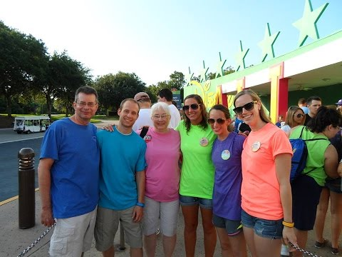Freese Family Vacation - Walt Disney World - 2014