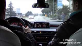 Review And Test Drive 2014 Bmw X5 XDrive30d Recensione E