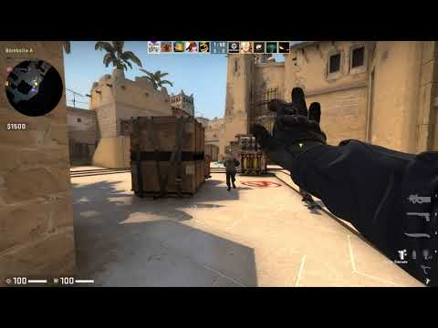 CS:GO Competitive Match#99 Mirage GamePlay