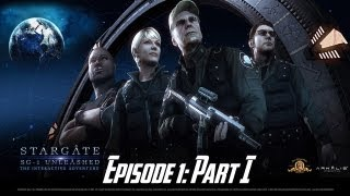 Stargate SG-1: Unleashed Ep 1 Universal Walkthrough