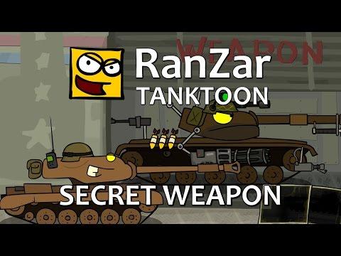 Tanktoon - Tajná zbraň