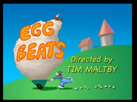 Tom and jerry New Episode Egg Beats