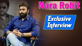 Exclusive Interview with Nara Rohit