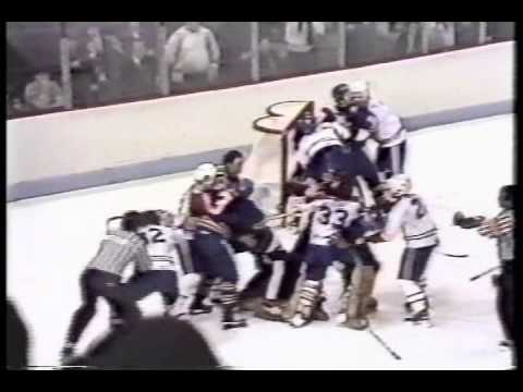 Old Sabres Fights #2