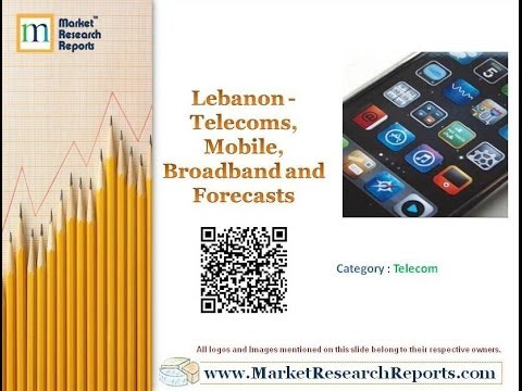 Lebanon - Telecoms, Mobile, Broadband and Forecasts
