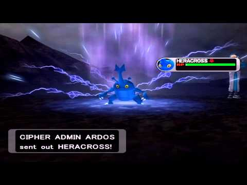Pokémon XD: Gale of Darkness - Episode 42: Ardos