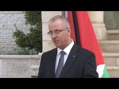 "New Palestinian unity government ""committed"" to agreements"