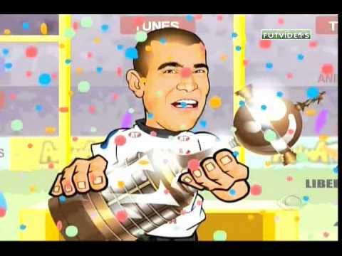 Charge - Corinthians Campeão da Libertadores 2012 - HQ ► blog.futvideos.org