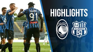 25ª Serie A TIM | Atalanta-Sassuolo 4-1 | Highlights