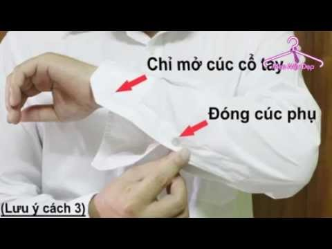3 cách xắn tay áo sơ mi không phải ai cũng biết