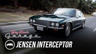 1974 Jensen Interceptor - Jay Leno's Garage. Watch online.