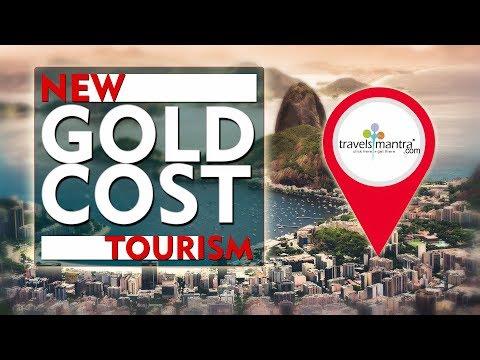 Gold Coast, Australia Travel Guide Video (Ausztrália utazás videó)