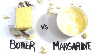 Butter vs Margarine