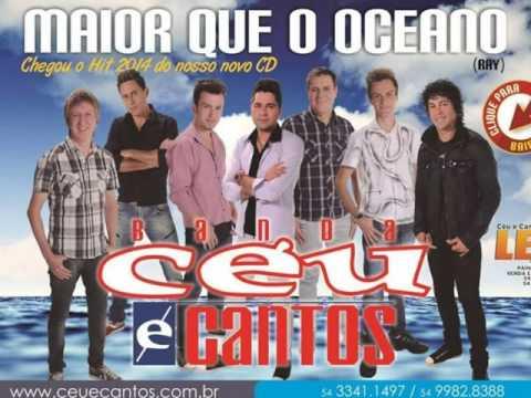 Banda Céu & Cantos - Maior Que o Oceano (Lançamento 2014)