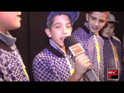 Iconic Boyz Rihanna Challenge ABDC Season 6 Episode 5 PreShow Interview