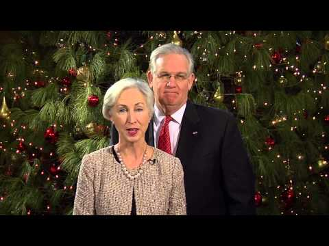Christmas 2014 Message from Gov. Jay Nixon and First Lady Georganne Nixon