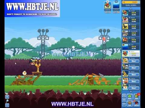 Angry Birds Friends Tournament Week 88 Level 4 high score 134k (tournament 4)