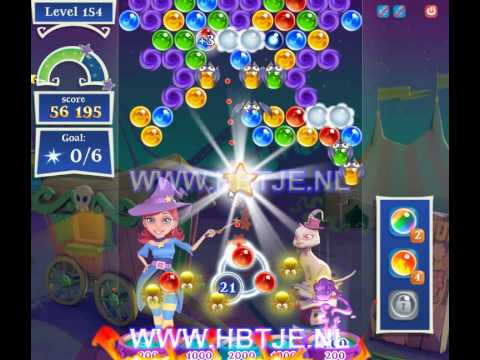 Bubble Witch Saga 2 level 154