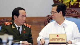 Loạn Loạn Chính trường, Trần Đại Quang đã sẵn sàng binh mã tuyên bố bập dập morTBT Lú