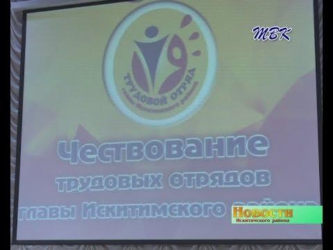 В этом году звание лучшего трудового отряда главы Искитимского района присвоено новолоктевским школьникам