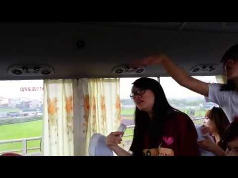 [140419] Con dâu Gibbon Thảo Phương và mẹ chồng Dreamy Nguyễn choảng nhau điên cuồng trên xe khách