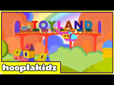 Toyland Christmas Song