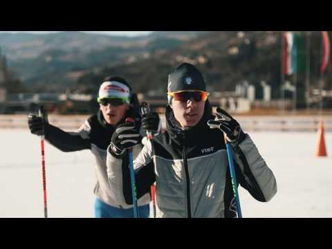Copertina video Ski & Ice College Val di Fassa
