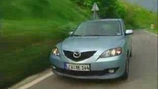 New Mazda 3 2009 Technology videos
