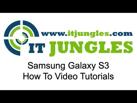 How to Block a Number From Samsung Galaxy S3