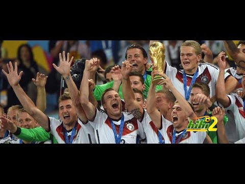 Germany Vs Argentina 1 0 ~ celebration 1 ~ Final World Cup 2014 HD
