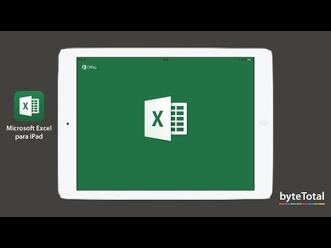 Microsoft Excel para iPad